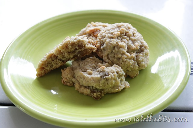 Jell-O Pudding Oatmeal Cookies – An 80's Recipe Test