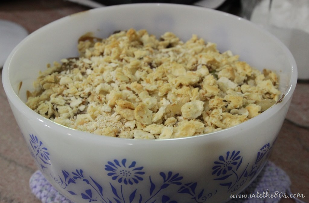 Meat-Noodle Casserole – An 80s Recipe Test!
