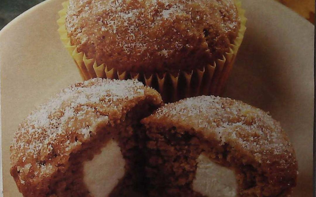 Bit O-Sunshine Surprise Muffins