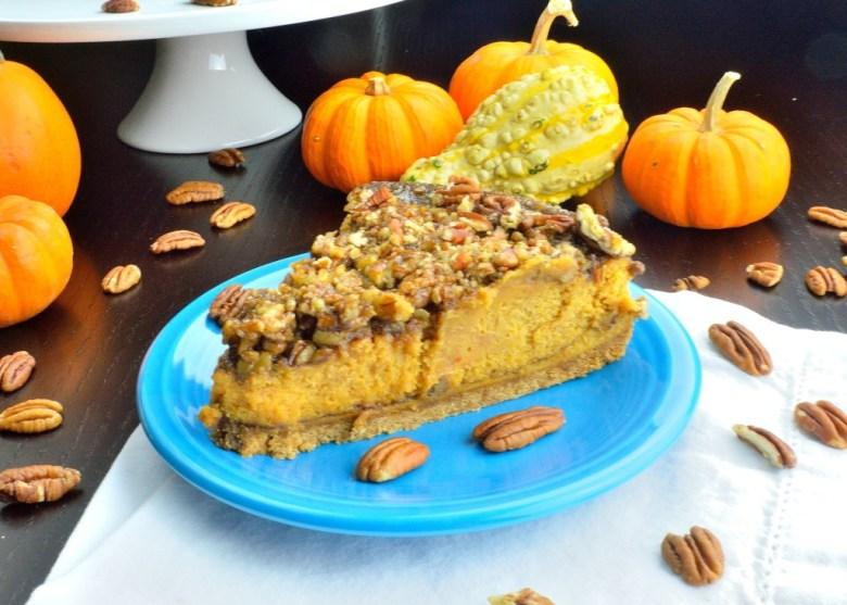 pecan pumpkin cheesecake 14