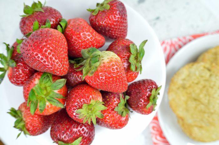 lemongrass strawberry shortcake 3