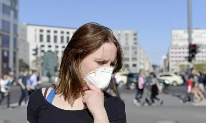 ατμοσφαιρική ρύπανση