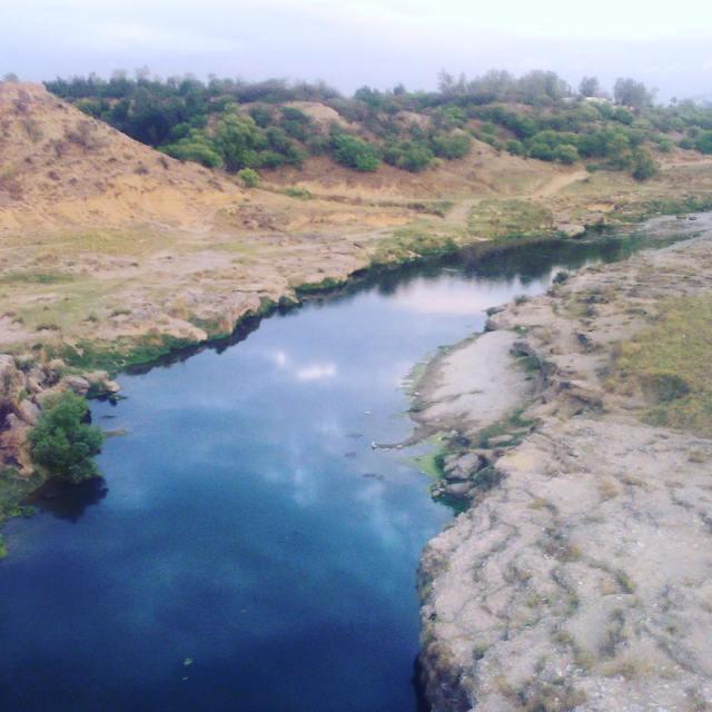 River Harao By Jahangir Bukhari