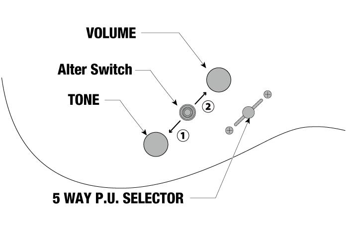AZES31's control diagram