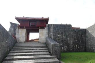 漏刻門(ろうこくもん)「漏刻」は中国語で「水時計」という意味
