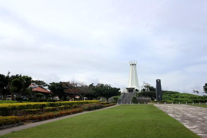 平和祈念公園。一度は訪れたい場所