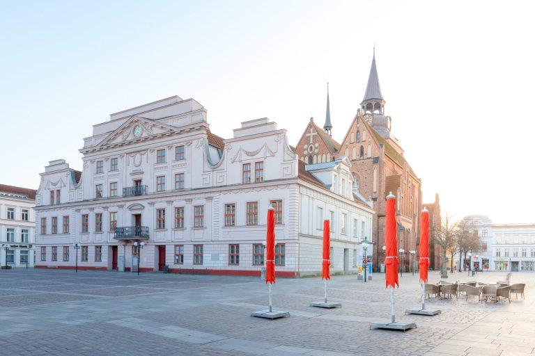 Güstrower Rathaus