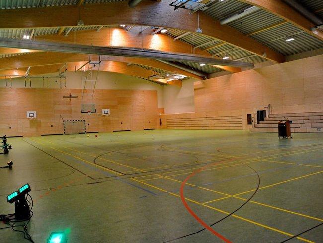 Beermann Arena Demmin Innenansicht