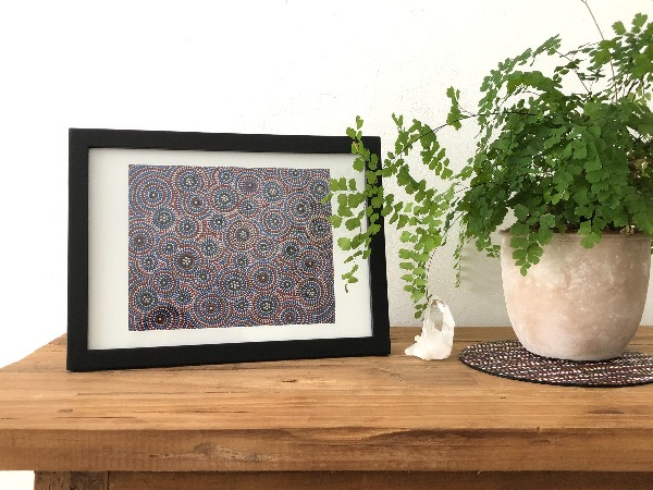 Print Pebbles • dot painting • Ibbel Dibbel