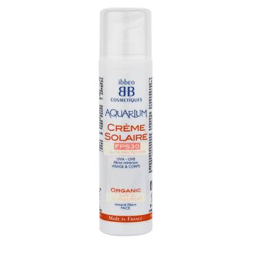 Crème solaire FPS30 Ibbeo