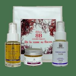kit hiver cosmétiques bio et français