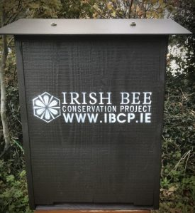 Bee hive by Irish Bee Conservation Project