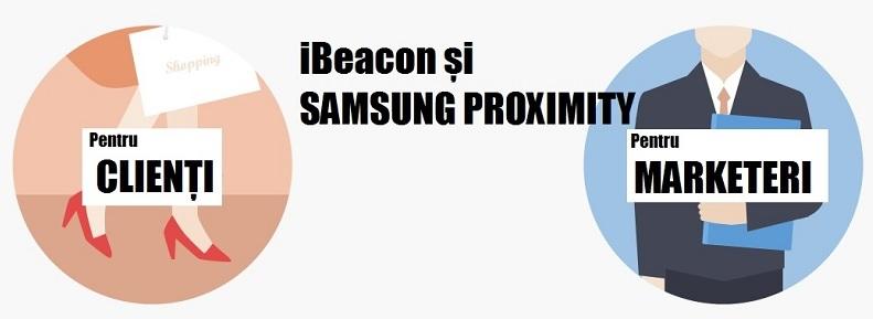 iBeacon SAMSUNG Proximity