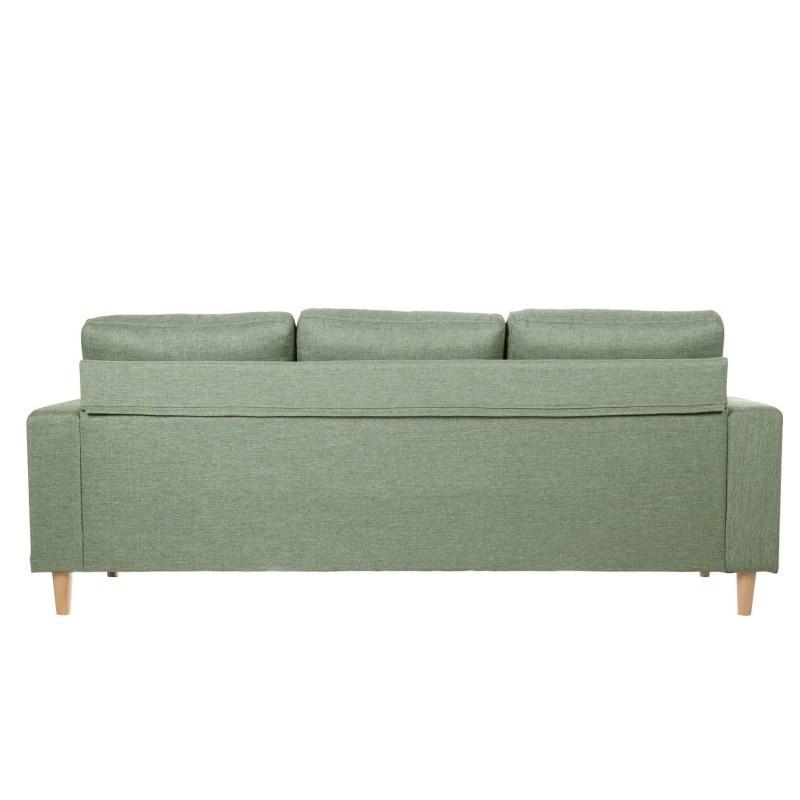 Sofa Chaise Longue Verde