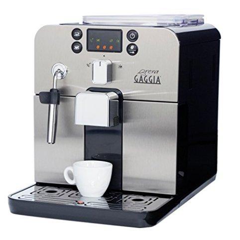 Gaggia Brera Review - Top Rated Super Automatic Espresso Machine