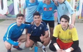 Campions futbol sala