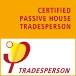 Logo Certified Passive House Tradesperson