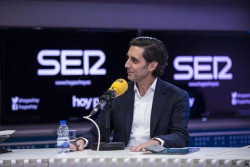 """Álvarez-Pallete: """"España tiene ahora mismo un nivel de penetración de fibra de banda ancha superior a la suma de Reino Unido, Francia y Alemania juntas""""."""