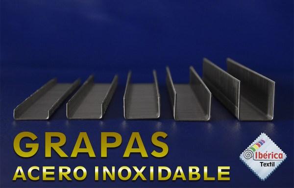 GRAPAS ACERO INOXIDABLE