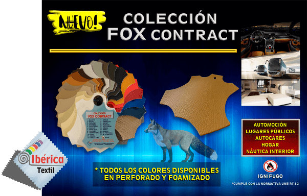 GAMA FOX CONTRACT