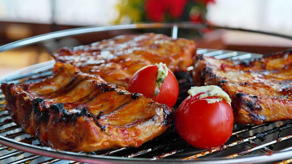Barbacoa con Carne Ibérica