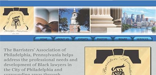 Barrister Website