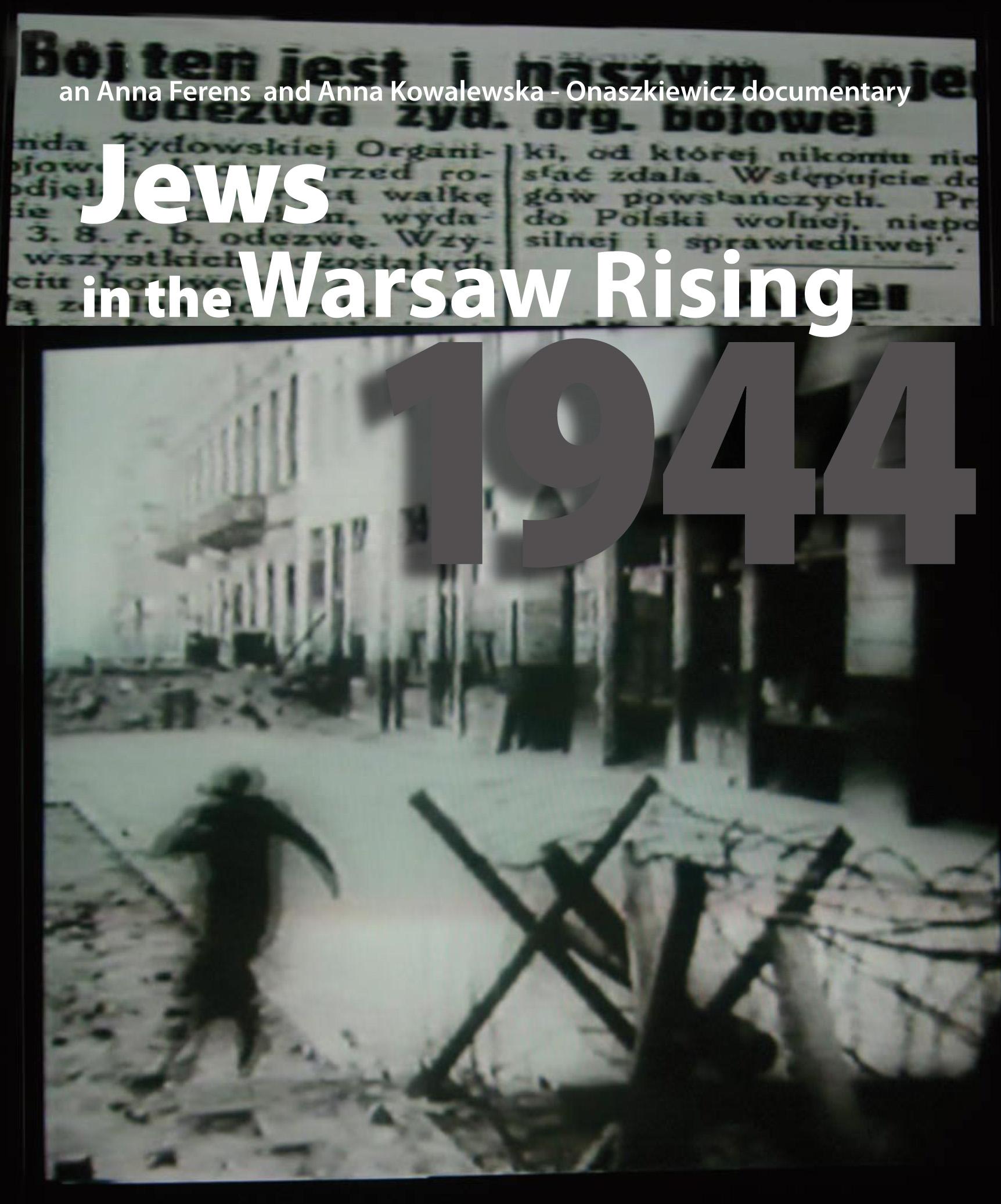 Zydzi w powstaniu warszawskim