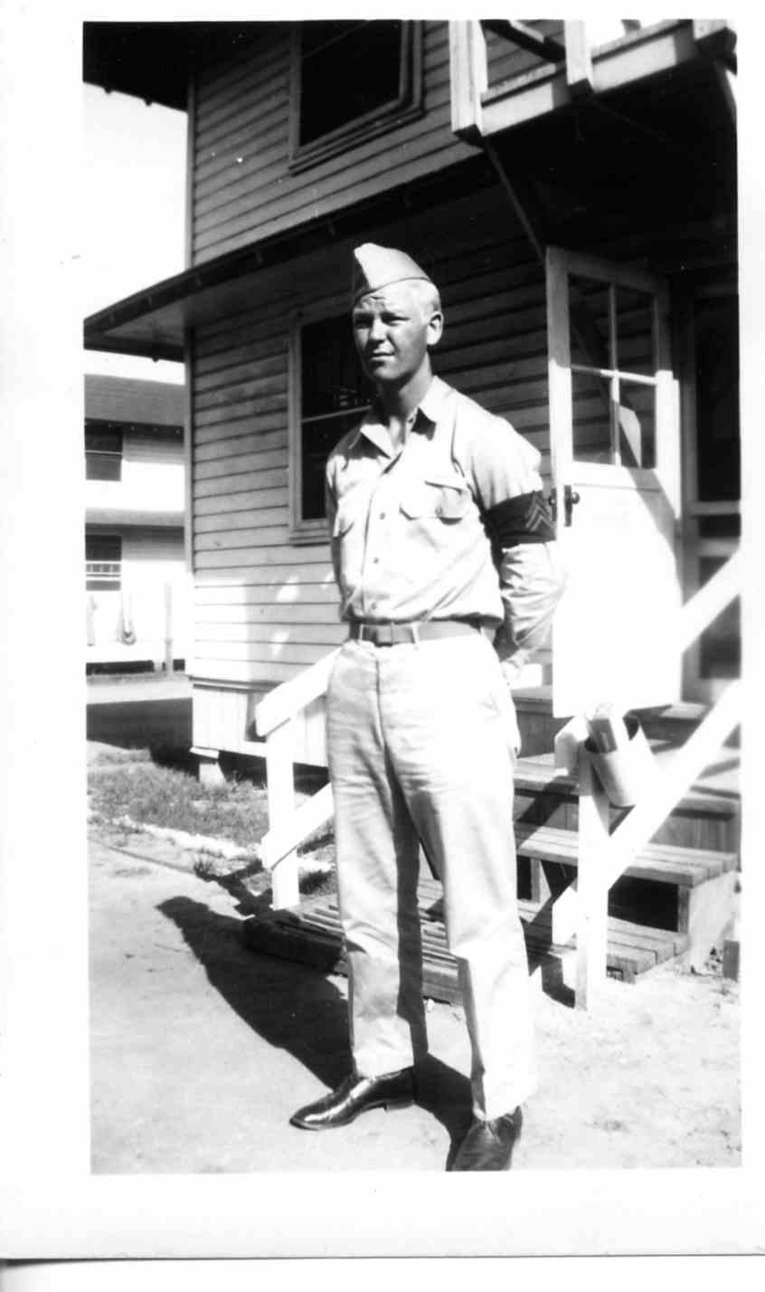 Staff Sergeant William H. Johnson  Photo ©  Kathleen A. Johnson