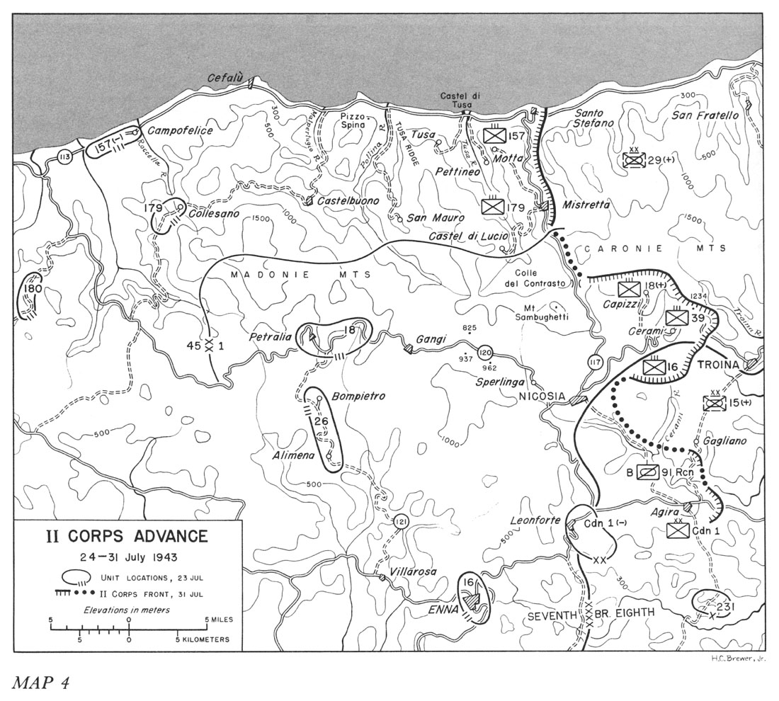 Hyperwar Us Army In Wwii Sicily And The Surrender Of