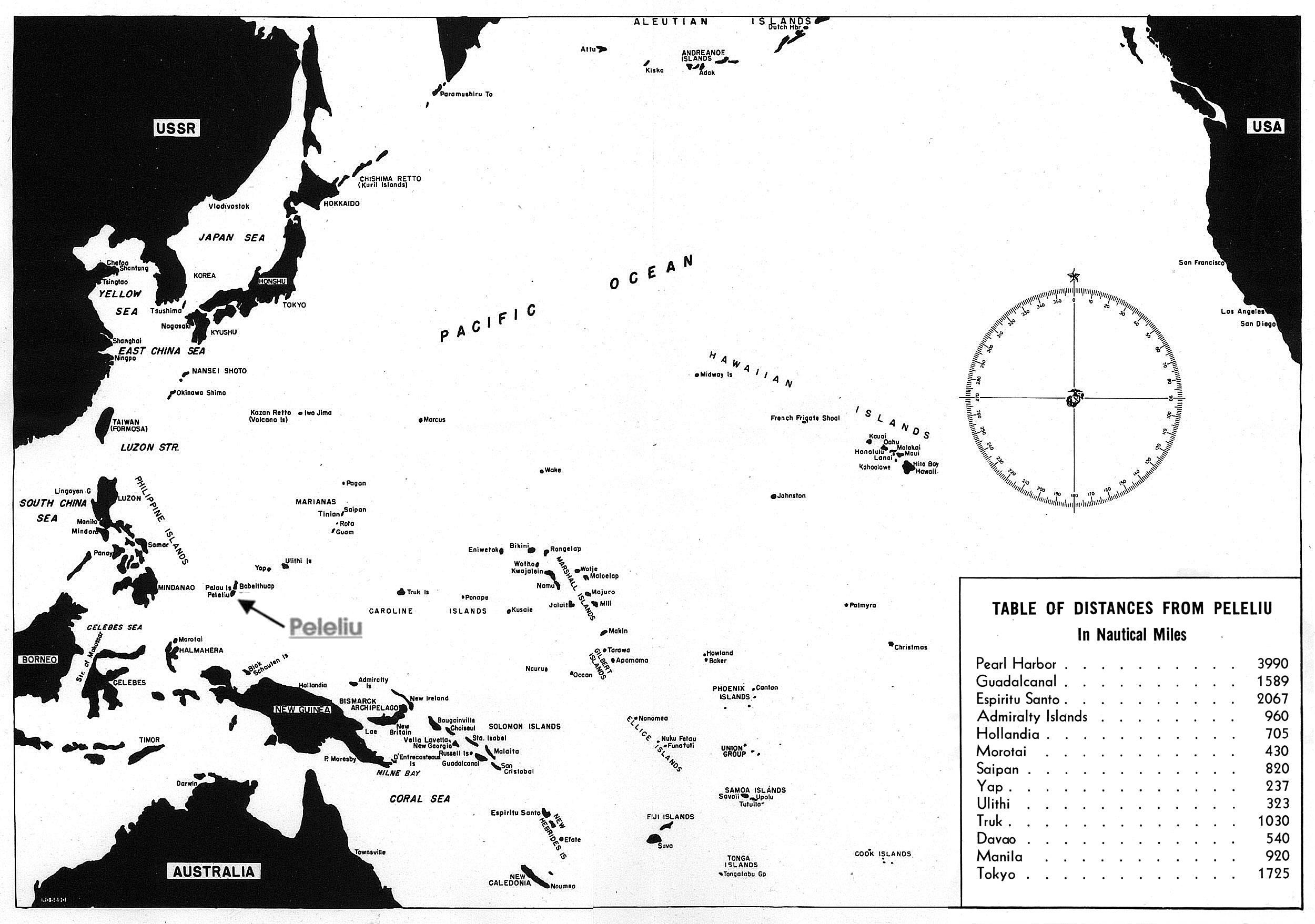 Bloody Beaches The Marines At Peleliu