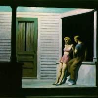 Doświadczanie światła podług Edwarda Hoppera