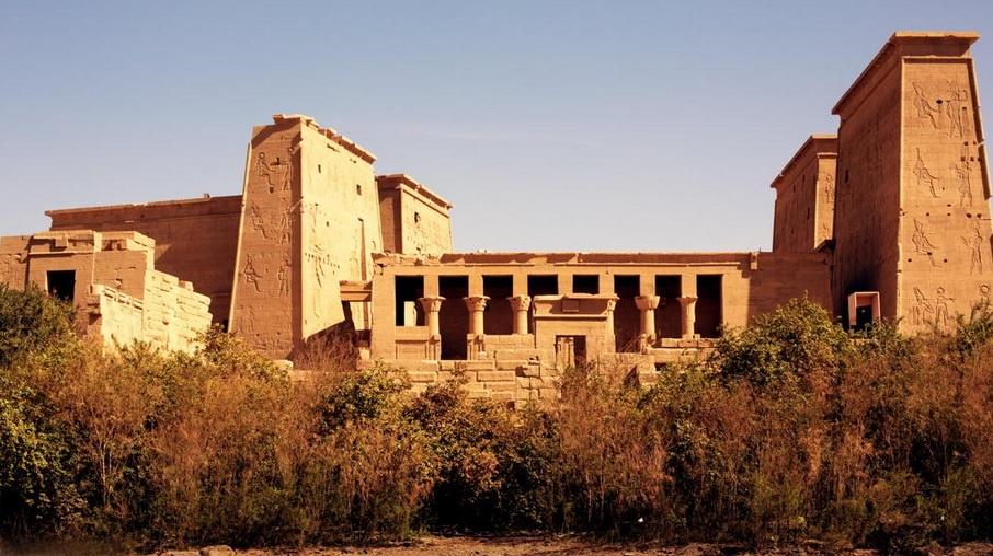 Philae temple trip 4
