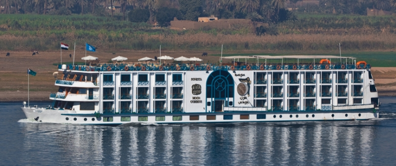 Luxury Nile Cruises 1
