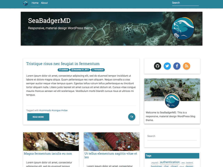SeaBadgerMD 3