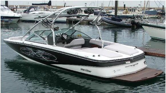 Mastercraft 23 Sport Ibiza Boatsde Bootsvermietung