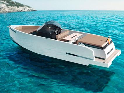 De Antonio D28 Open For Rent In Ibiza