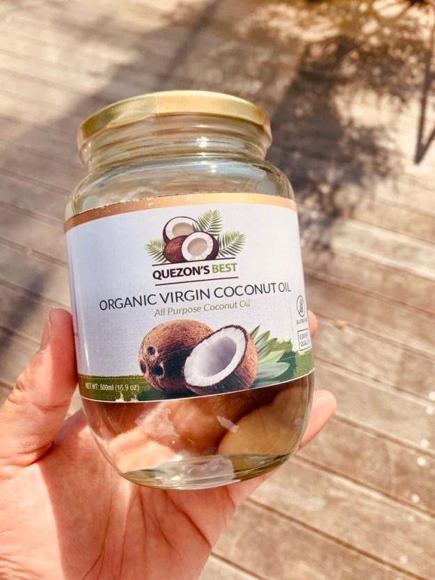 オーガニックバージンココナッツオイル