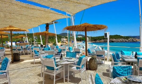 Chiringuito Atzaró Ibiza Cala Nova