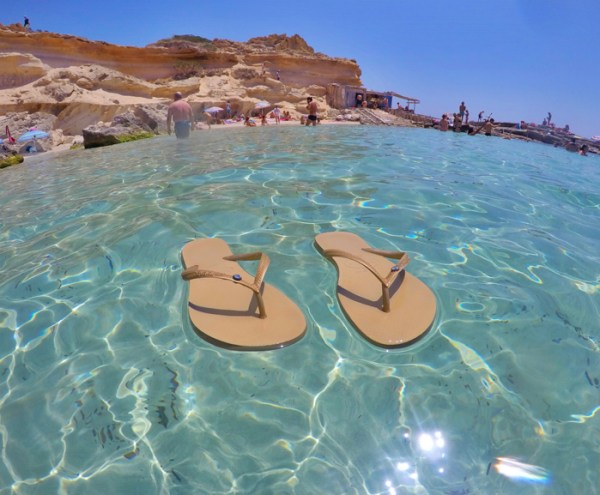 Cala Secreta Formentera
