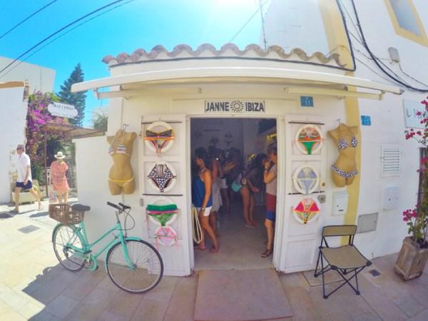 Bikinis en Formentera