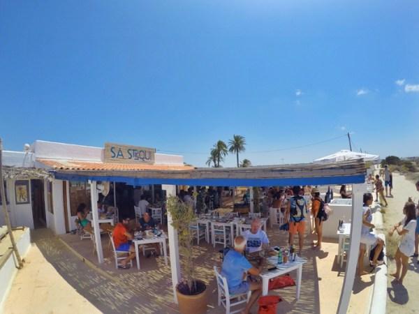 Restaurante Sa Sequi Formentera