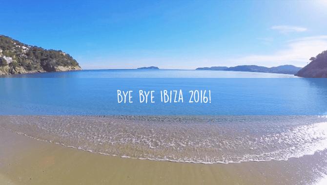 Byebyeibiza2016