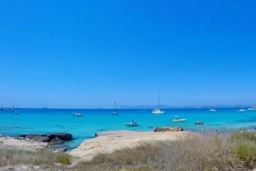 Como ir a Formentera en un día sin romper la hucha!