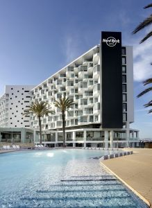 Hard Rock Hotel - Playa d'en Bossa