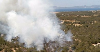 Hotel Cala Saona Formentera weer open na brand