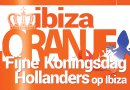 Kingsday op Ibiza 2018