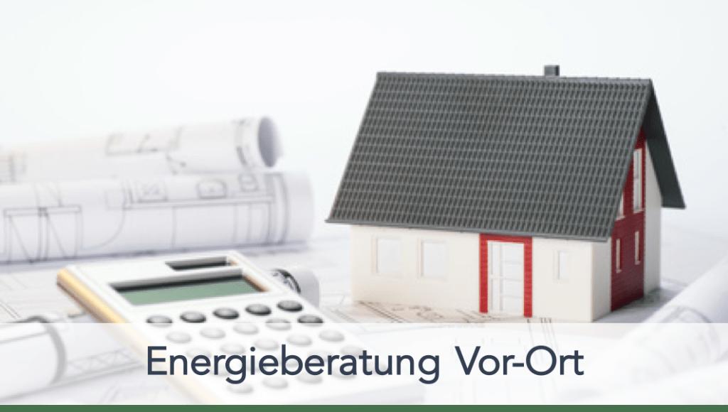 Energieberatung Wohngebäude