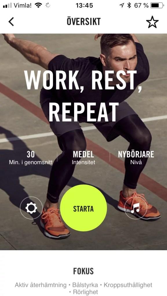 Billig träning