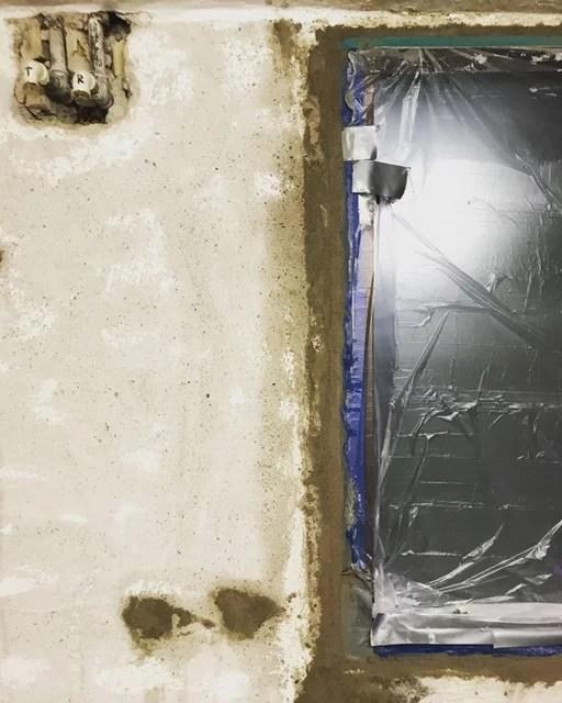 Tvättstugan fönsterbyte