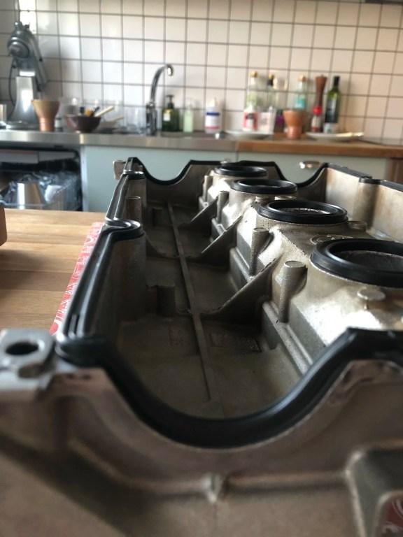 Fiat Coupé packning ventilkåpa
